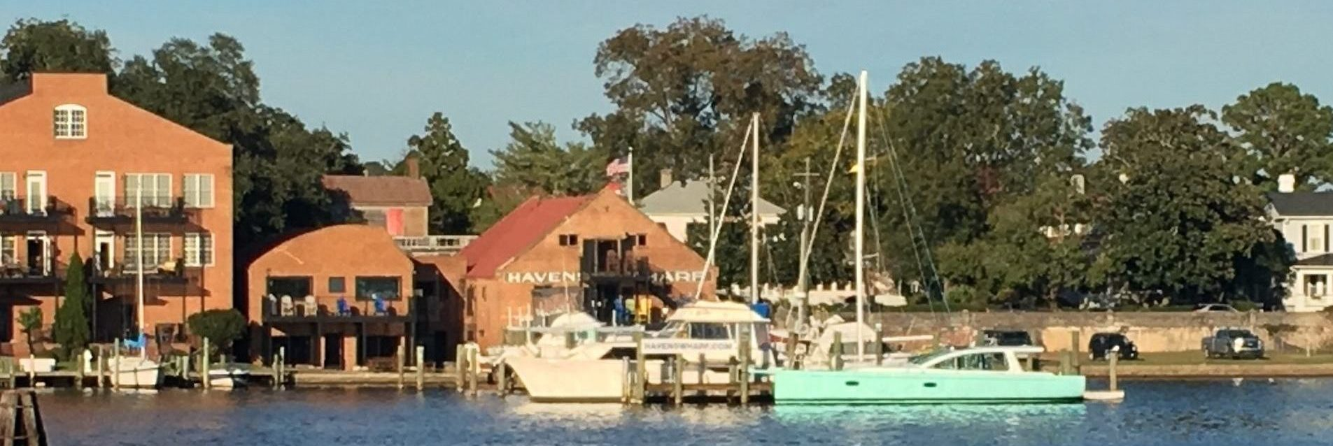 Havens Wharf in Washington, NC